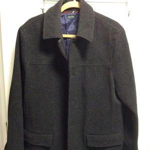 Men's J Crew Wool University Jacket
